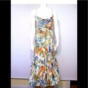 Vintage Diane Von Furstenberg Midi Dress